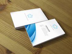 Bluewave business card 3 by ~Lemongraphic on deviantART  http://www.techirsh.com