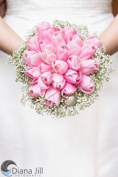 *März-Braut* Tulpen | Schleierkraut