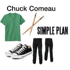 Chuck Comeau, created by darian-nobriga