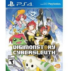 Digimon Story Cyber Sleuth PS4 - shopdannys
