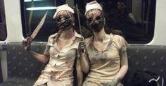 nice nurses.