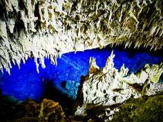 Bonito, MS - Gruta do Lago Azul