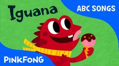 I   Iguana   ABC Alphabet Songs   Phonics   PINKFONG Songs for Children