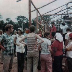 First Guyana Trip 1974 Jonestown Massacre, Cult Of Personality, Crime Scenes, Foto Real, Vida Real, Life And Death, Serial Killers, True Crime, Temple