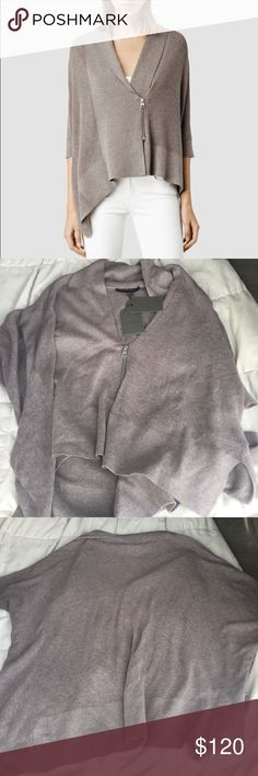 NWT ALL SAINT Float cardigan. Brand-new never worn super comfy. Authentic all Saints All Saints Sweaters Cardigans