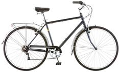 Amazon.com : Schwinn Men's Wayfare Hybrid Bike, Blue : http://amzn.to/2sB2QOj
