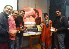 Curtain raiser for Arijit Singh Concert at M Bar