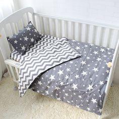 5 pcs bebe ensemble de literie pour lit de bebe nouveau ne bebe lit draps