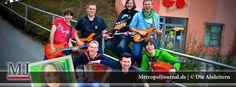 """(NM) Weiberfasching im G6 – """"Die Aluleitern"""" live - http://metropoljournal.de/?p=8421"""