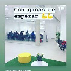 """25 Me gusta, 0 comentarios - AUTOESCUELA ALARCÓN (@autoescuela.alarcon) en Instagram: """"Ya queda menos para volver. #autoescuelas #autoescuelaselpilar #ganasdeempezar"""""""