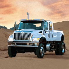 I am really considering issueing the International Workstar with engine and 6 speed manual transmission for WPAD use! But, I'm not sure how it fairs up against the Ford Custom Pickup Trucks, Dually Trucks, Lifted Trucks, Tow Truck, Medium Duty Trucks, Heavy Duty Trucks, Quito, Navistar International, International Harvester