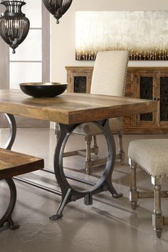Dining Table | Wayfair  $1200