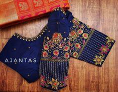 Blouse Back Neck Designs, Cutwork Blouse Designs, Pattu Saree Blouse Designs, Hand Work Blouse Design, Stylish Blouse Design, Fancy Blouse Designs, Bridal Blouse Designs, Aari Work Blouse, Gold Designs
