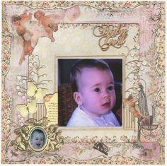 Baby+Girl - Scrapbook.com