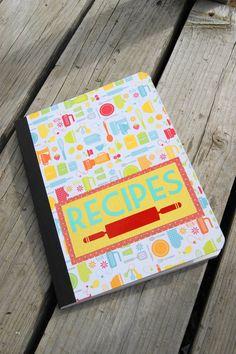Cute recipe book!!