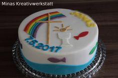 Torte zur Kommunion | Minas Kreativwerkstatt
