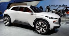 2015 Hyundai Intrado Concept Visit http://www.hyundaigreenvalley.com/