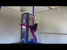 Dive Roll from a Hip Key Entry with Aerial Physique - YouTube
