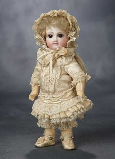 French Bisque Premiere Bebe, S... Auctions Online | Proxibid