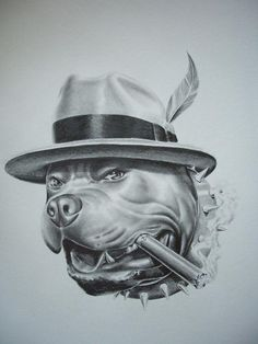 gangster-dog-jorge-hernandez.jpg (675×900)                                                                                                                                                                                 Más