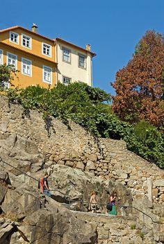 Ruas do Porto / Streets of Porto > Escadas das Sereias - Portugal