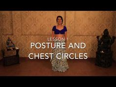Learn the Basics of Belly Dancing with Meher Malik. In this lesson, Meher will show you the correct belly dancing posture and a step by step breakdown on how.