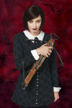 Wednesday Addams. Love this role. It is my favorite role I've ever played in…