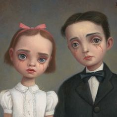 Weeping | Mark Ryden