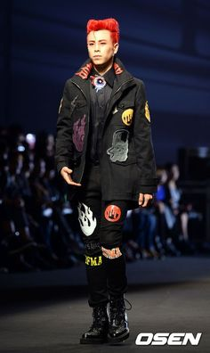 Seoul Fashion Week: Block B's Zico And P.O. Walk The Runway
