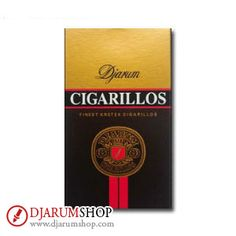 The world's first kretek cigarillos, Djarum Cigarillos yields the experience of a quality cigar thanks to its special blend of cloves and tobacco.