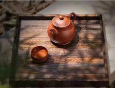 一杯老茶,品味就好。