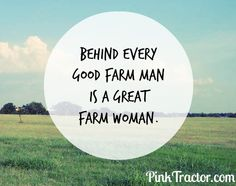 Love that Nutrients for life is bringing PINK to the farm!