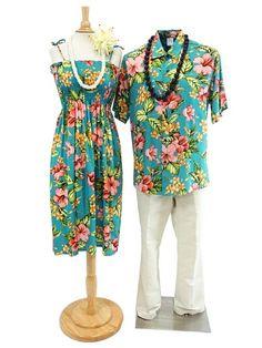 Hawaiian Dress from $29.50. Hawaiian Dresses, Muumuu for Resort Weddings, Luau Party and Tropical Vacation! Free Shipping from Hawaii!