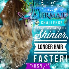 Hair Skin Nails is an amazing product!!! It helps grow your hair and nails with a healthy glow and shine. Take the mermaid challenge and look your best always :) If you are interested contact me or go to my website at foreverloulou.myitworks.com