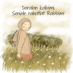 Görüntünün olası içeriği: yazı Hijab Drawing, Hijab Cartoon, Hessa, Allah Islam, Sister Quotes, Muslim Girls, Sufi, Love Book, Islamic Quotes