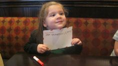 Adorable! Did you drop off your letter to Santa yet?