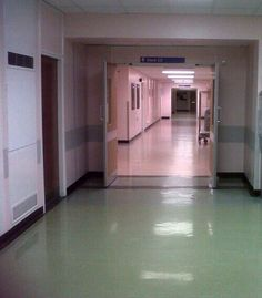 """""""The doors are locked. This whole place has gone into shutdown. We can't get in."""" -Emily Joyner"""