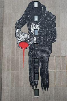 Nelson Street, Bristol City Centre | 30 Jaw-Dropping Pieces Of Bristol Street Art