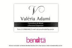 Publicidade Valéria Adami
