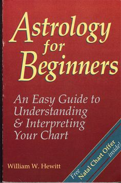 Best book to learn financial astrology