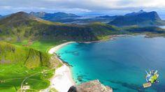 Vous partez bientôt visiter la Norvege? Ne ratez pour rien au monde cet itinéraire pour les iles lofoten, un endroit magique et unique au monde!