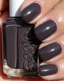 Smokin' Hot Essie Polish. The color ALWAYS on my nails.