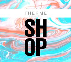 THERME Bucharest needs a shopping experience like no other and this is my creative vision for one.