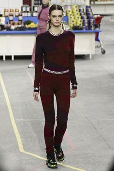 Chanel Ready To Wear Fall Winter 2014 Paris - NOWFASHION