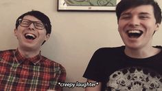 Dan and Phil Crafts. This video is life.