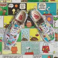 The new Vans x Peanuts collection is here! Shop in store or online at vans.com/peanuts