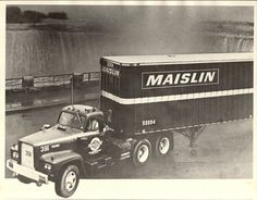 MAISLIN BROS fleet