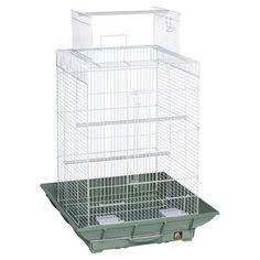 Prevue Hendryx Clean Life PlayTop Bird Cage Color: