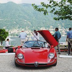 Alfa Romeo Tipo 33/2 Stradale 1968