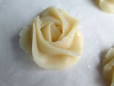 Easy Soap Roses - well, she makes it look easy - not sure it actually is :-D
